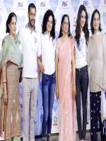 Shraddha Kapoor Group Pic