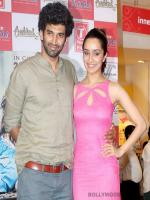 Shraddha Kapoor and Ex-Boy Friend Adita Roy