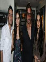 Shraddha Kapoor Family Pic