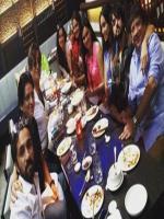 Shraddha Kapoor Family Dinner
