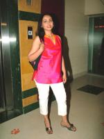 Suchitra Krishnamoorthi Modeling Pic