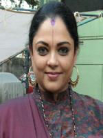 Tanvi Azmi Photo Shot
