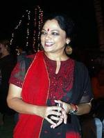 Tanvi Azmi in Party