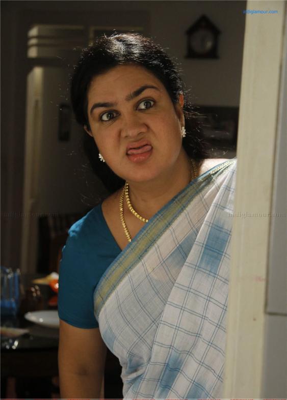 Comedian Urvashi
