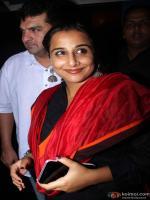 Vidya Balan with her husband