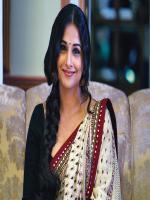 Vidya Balan smile