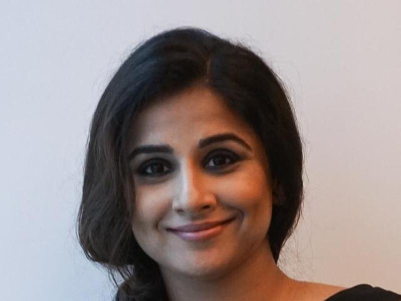 Vidya Balan, who was impressed with Gauahar's acting skills, sent her