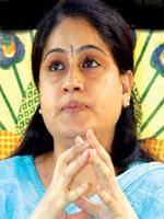 Vijayashanti Photo Shot
