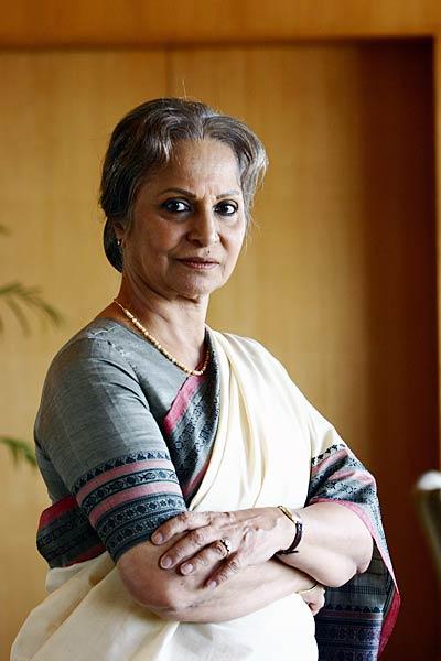 Waheeda Rehman in Pyaasa
