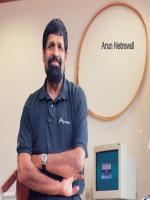 Arun Netravali Durring Lecture