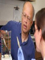 Ashok Gadgil in Lab