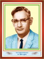 Har Gobind Khorana Photo Shot