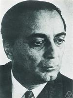 Homi J. Bhabha Photo Shot