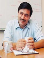 Rajeev Motwani Durring Lecture