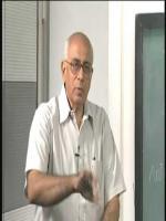 V. Balakrishnan Durring Lecture