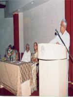 Shivram Bhoje Speech
