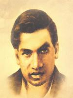 Srinivasa Ramanujan Photo Shot