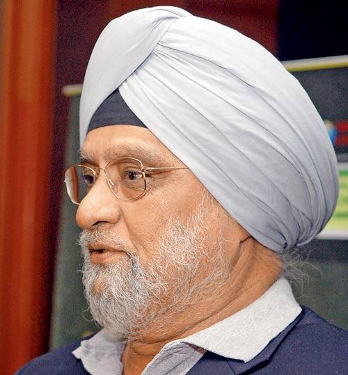 Bishan Singh Bedi Photo Shot