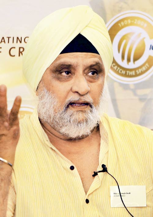 Bishan Singh Bedi Speech