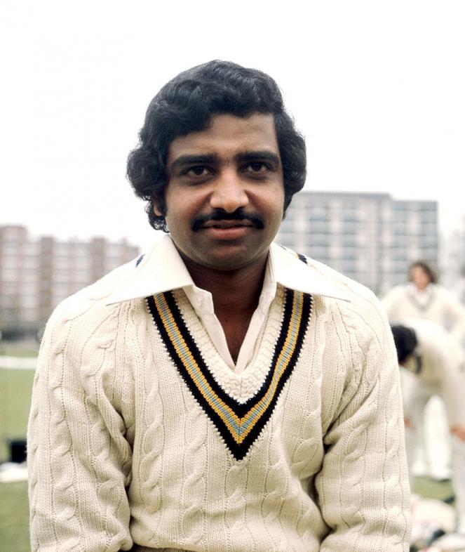 Gundappa Viswanath in Uniform