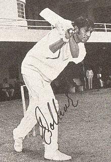 Eknath Solkar in Match