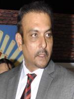 Comentator Ravi Shastri