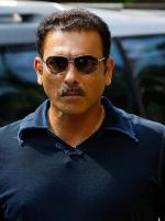 Ravi Shastri Photo Shot