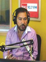 Comentator Arun Lal