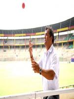 Sadanand Viswanath in Ground