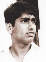 Young Chandrakant Pandit