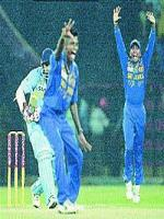 Amay Khurasiya in Match