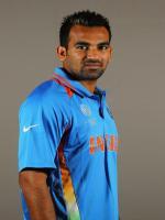 Zaheer Khan Indian Fast Bowler