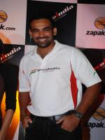 Zaheer Khan Photo Shot