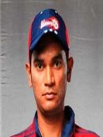 Aavishkar Salvi Indian Bowler