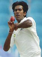 Lakshmipathy Balaji Indian Fast Bowler