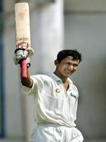 Sanjay Bangar in Match