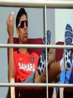 Ashish Nehra Photo Shot