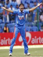 Ashish Nehra in Match