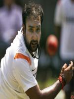 Amit Mishra Spin Bowler
