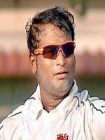 Ramesh Powar Off Spinner