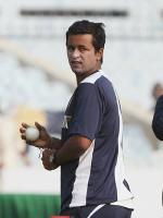 Pragyan Ojha in Match