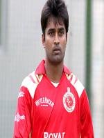 Vinay Kumar Fast Bowler