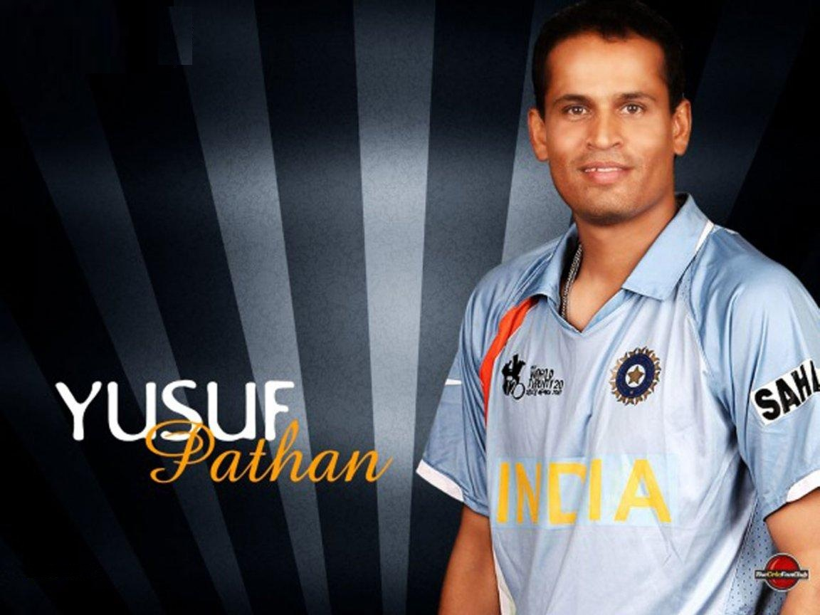 yusuf pathan Yusuf pathan is considered to be one of the most valuable for the team as well as the most aggressive and powerful right-handed batsman for those indispensable features, pathan is one of the cricketers with highest salaries as well as the one with the biggest net worth pathan's wealth is.