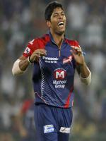 Umesh Yadav Fast Bowler