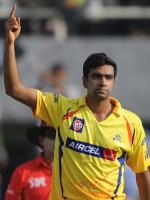 Ravichandran Ashwin Celebrating Wicket