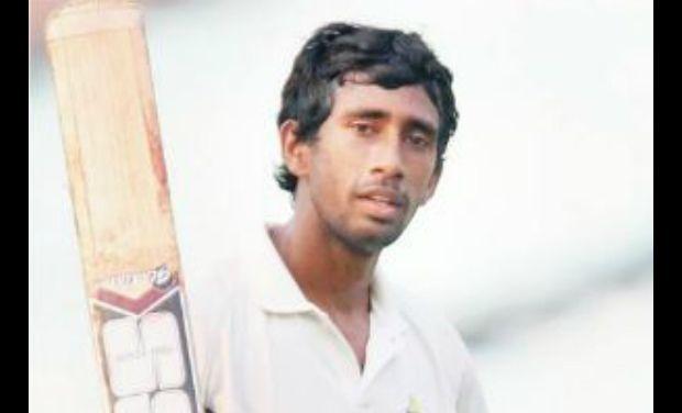 Wriddhiman Saha in match