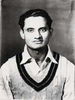 Vijay Hazare Test Cricketer