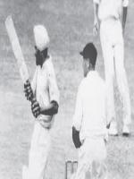 A. G. Kripal Singh in Match
