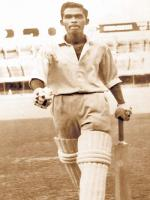 Ramesh Saxena in Match