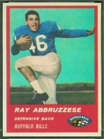 Late Ray Abruzzese